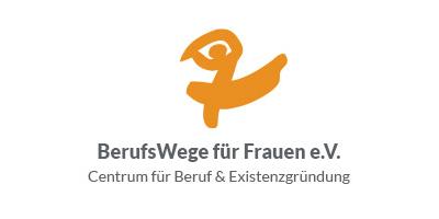 Berufswege für Frauen Logo